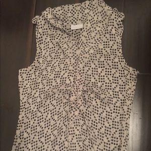 New York & Company shirt , size m